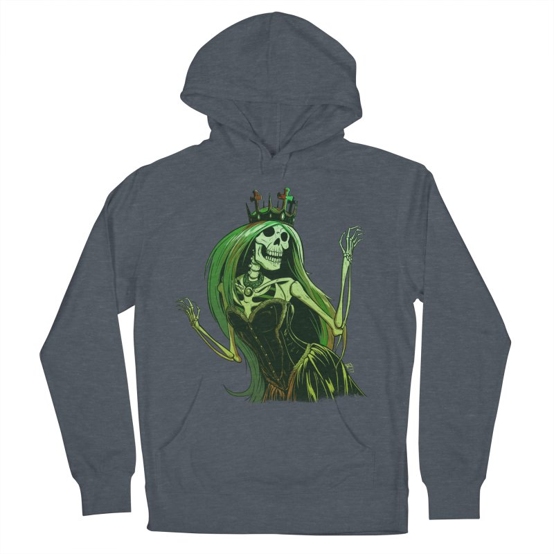 Lost Soul Men's French Terry Pullover Hoody by Requiem's Thread Shop