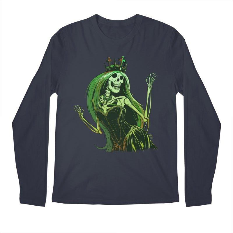 Lost Soul Men's Regular Longsleeve T-Shirt by Requiem's Thread Shop