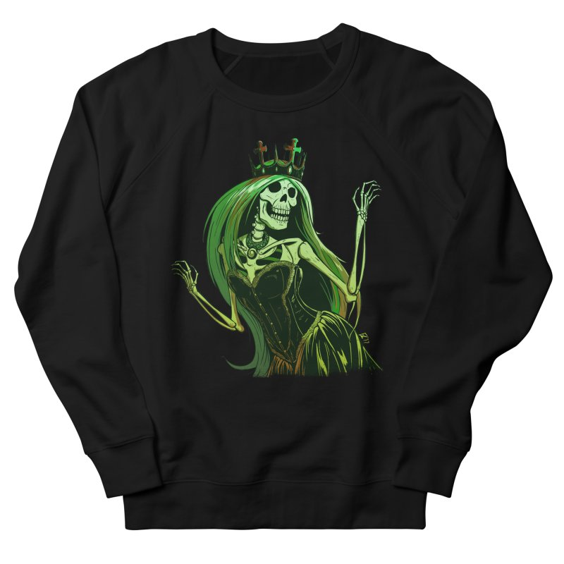 Lost Soul Women's French Terry Sweatshirt by Requiem's Thread Shop