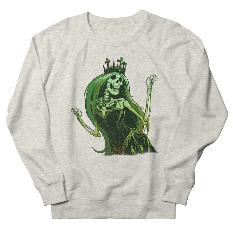 Lost Soul Women's French Terry Sweatshirt by Requiem's Thread Shop