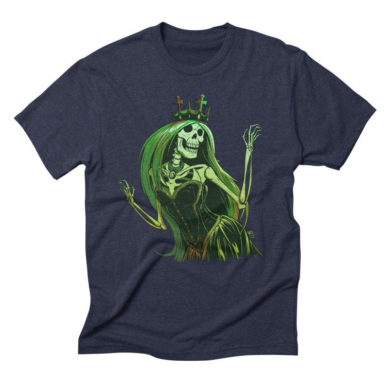 Lost Soul Men's Triblend T-Shirt by Requiem's Thread Shop
