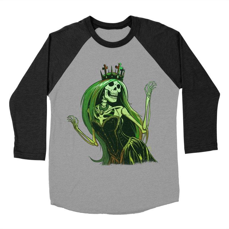 Lost Soul Women's Baseball Triblend Longsleeve T-Shirt by Requiem's Thread Shop
