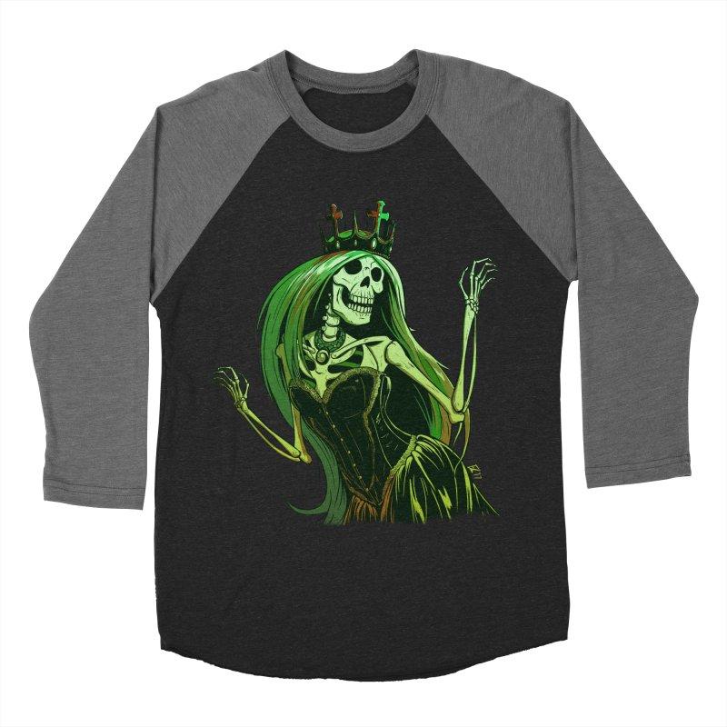 Lost Soul Men's Baseball Triblend Longsleeve T-Shirt by Requiem's Thread Shop