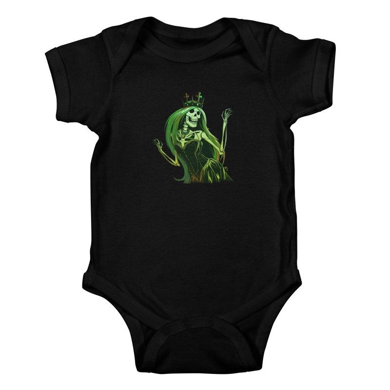 Lost Soul Kids Baby Bodysuit by Requiem's Thread Shop