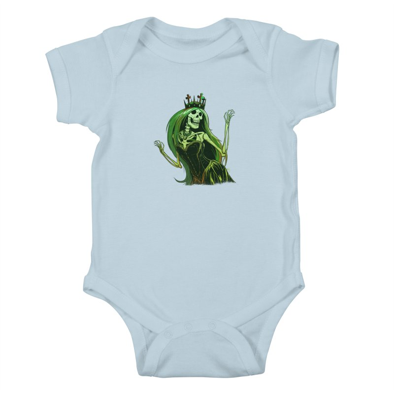 Lost Soul Kids Baby Bodysuit by Requiem's Thread Shop