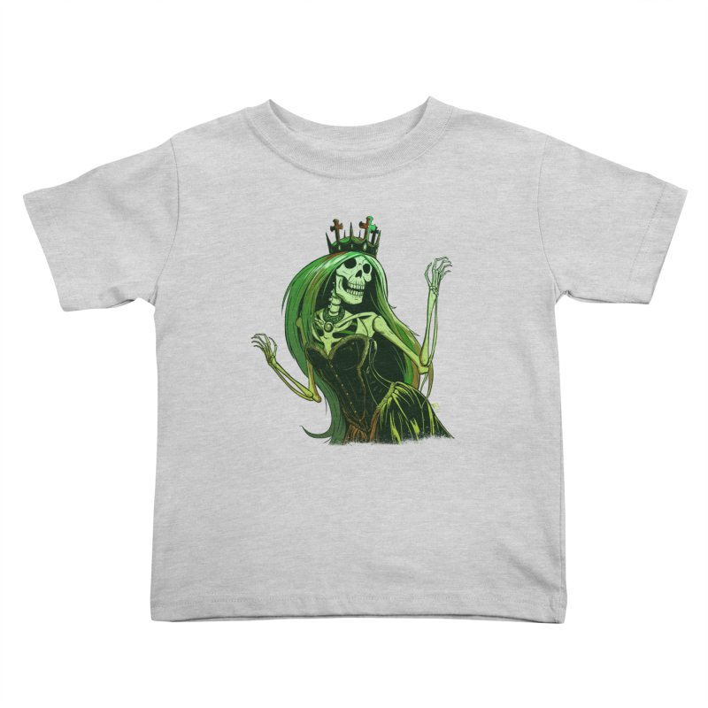 Lost Soul Kids Toddler T-Shirt by Requiem's Thread Shop