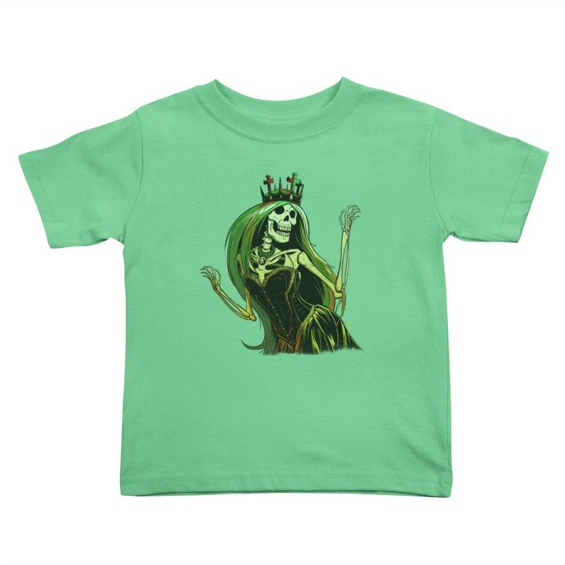 Lost Soul Kids Toddler T-Shirt by Requiem's Thread Shop