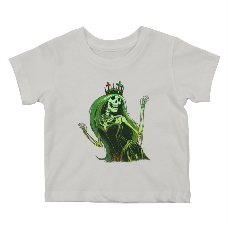 Lost Soul Kids Baby T-Shirt by Requiem's Thread Shop