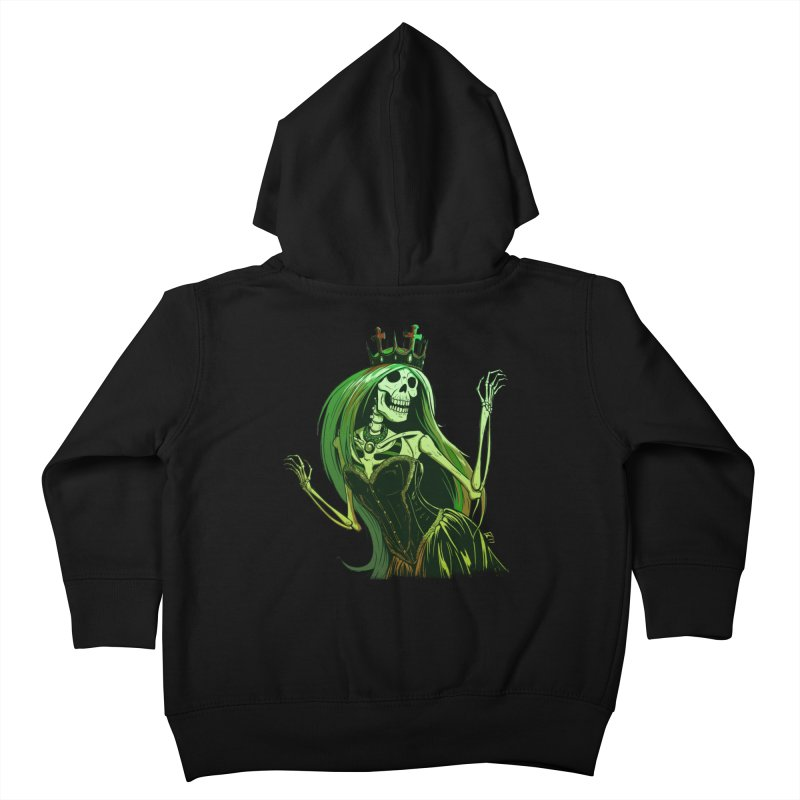 Lost Soul Kids Toddler Zip-Up Hoody by Requiem's Thread Shop