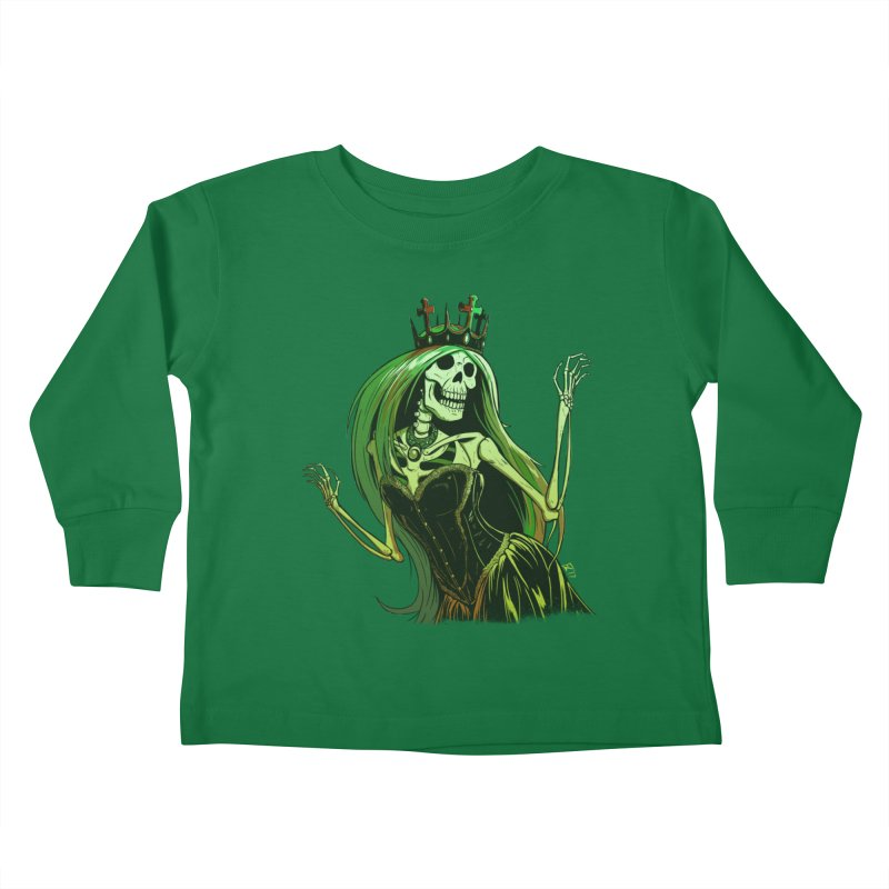 Lost Soul Kids Toddler Longsleeve T-Shirt by Requiem's Thread Shop
