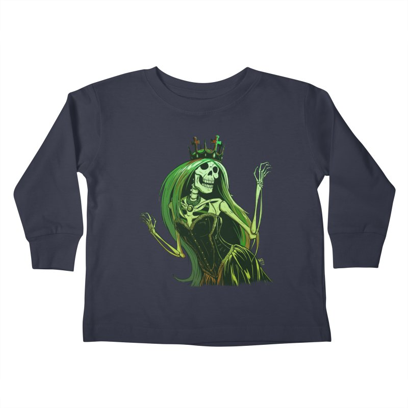 Lost Soul Kids Toddler Longsleeve T-Shirt by Requiem's Thread Shop