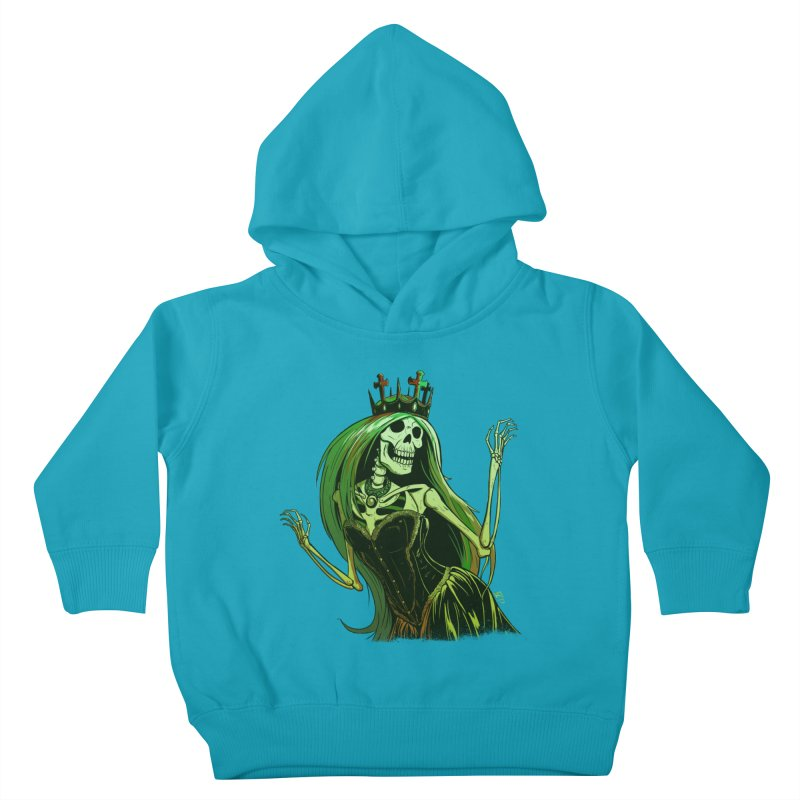 Lost Soul Kids Toddler Pullover Hoody by Requiem's Thread Shop