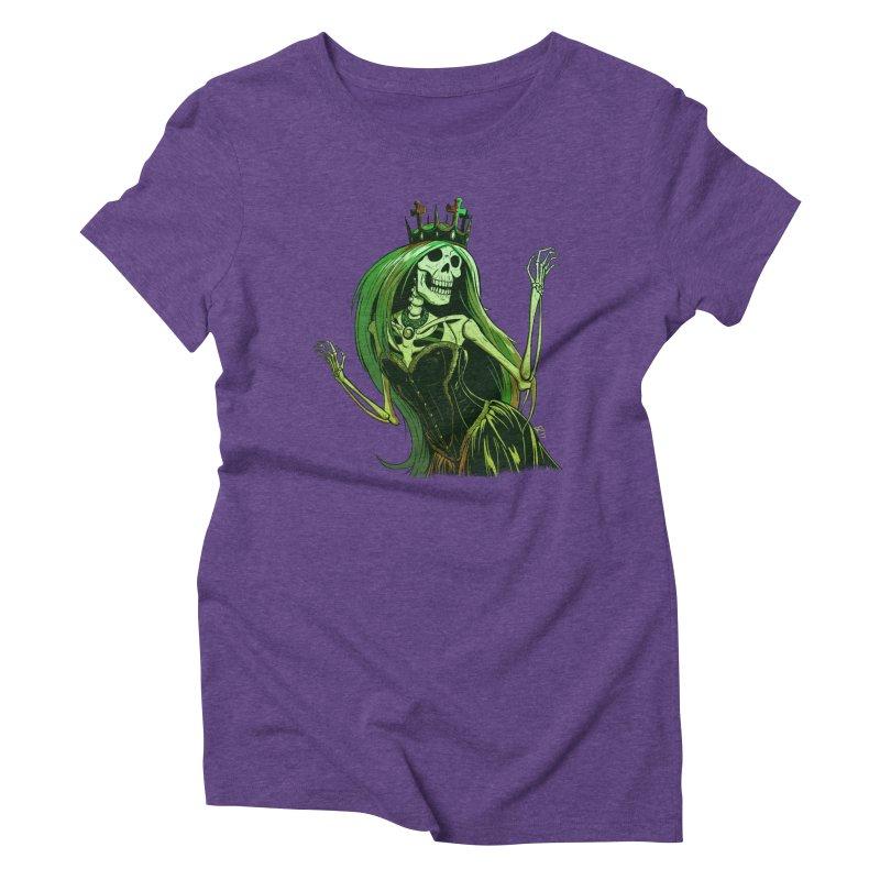 Lost Soul Women's Triblend T-Shirt by Requiem's Thread Shop
