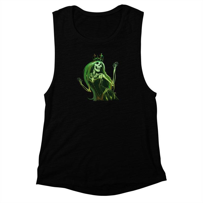 Lost Soul Women's Muscle Tank by Requiem's Thread Shop