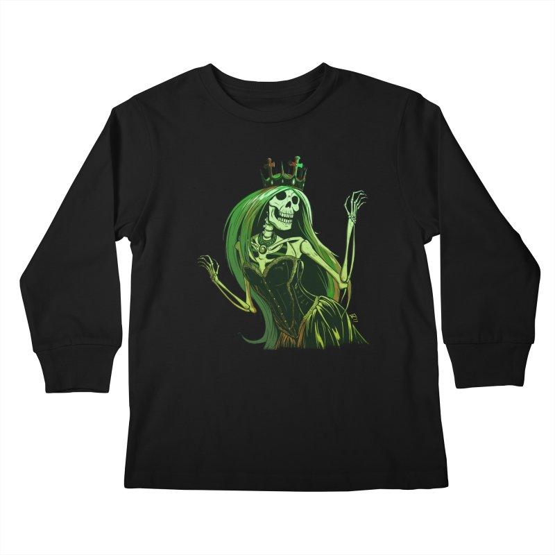 Lost Soul Kids Longsleeve T-Shirt by Requiem's Thread Shop