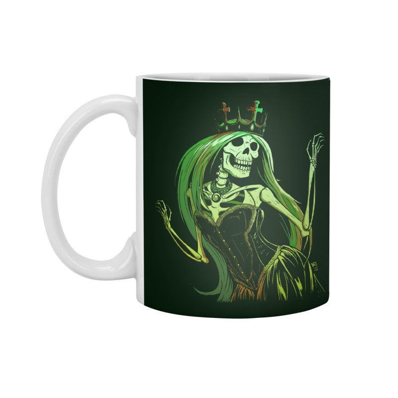 Lost Soul Accessories Mug by Requiem's Thread Shop