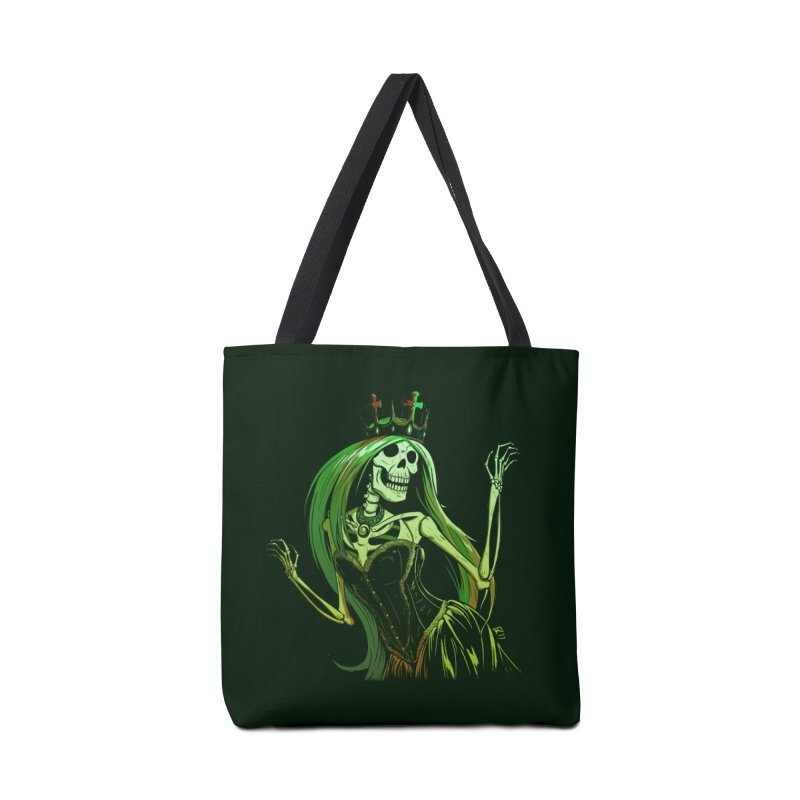 Lost Soul Accessories Tote Bag Bag by Requiem's Thread Shop