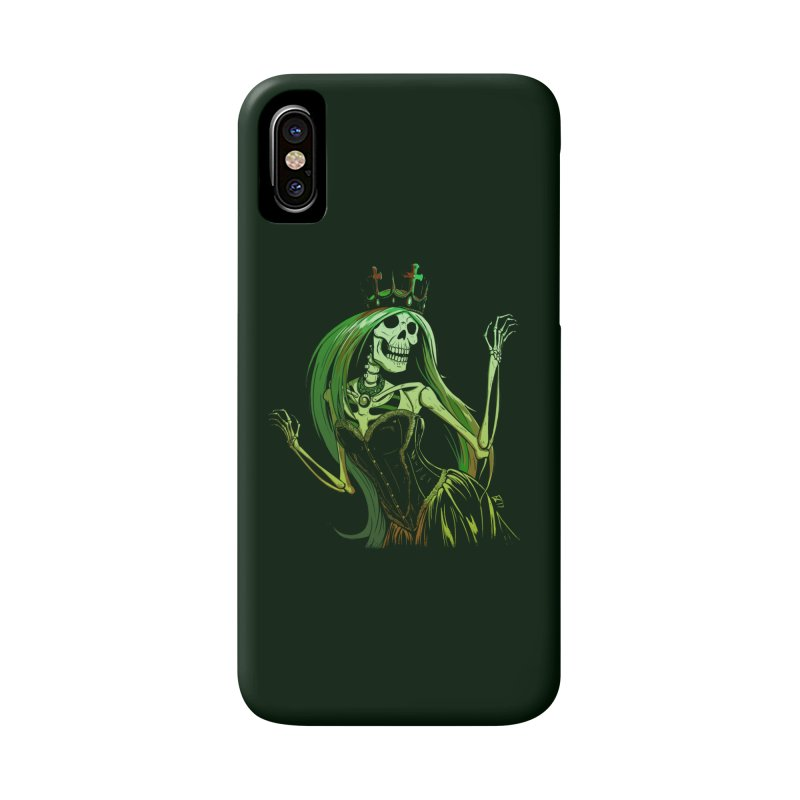 Lost Soul Accessories Phone Case by Requiem's Thread Shop