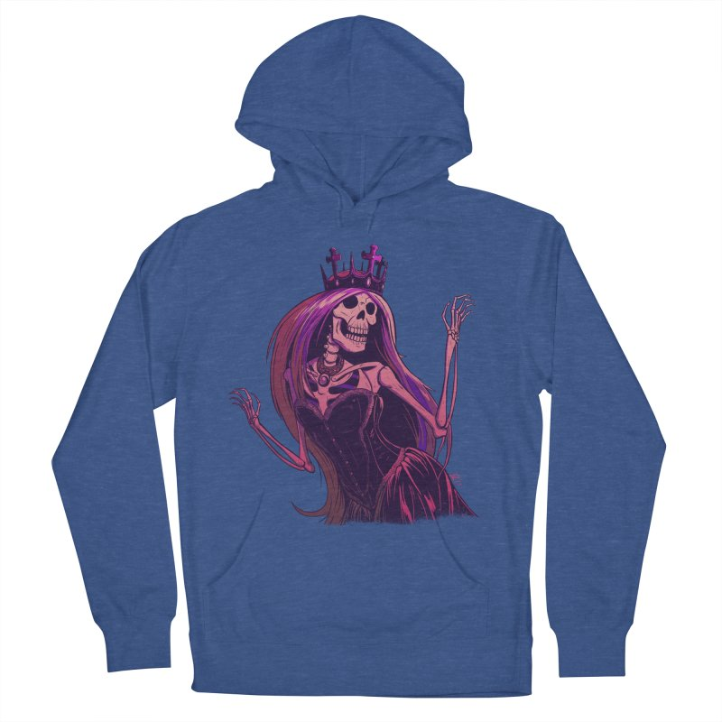Not Bubblegum  Women's French Terry Pullover Hoody by Requiem's Thread Shop