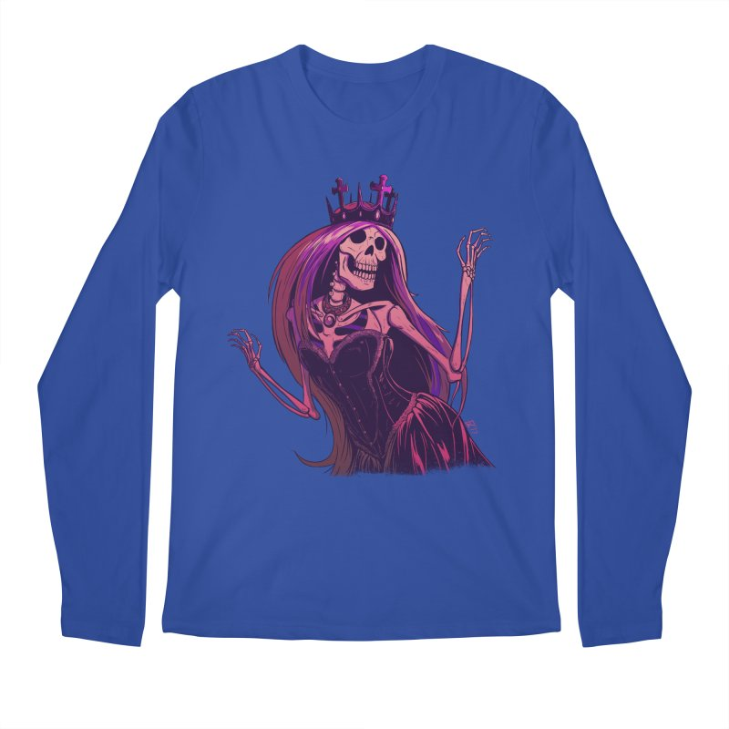 Not Bubblegum  Men's Regular Longsleeve T-Shirt by Requiem's Thread Shop