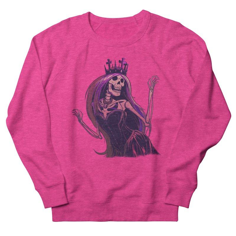 Not Bubblegum  Women's French Terry Sweatshirt by Requiem's Thread Shop