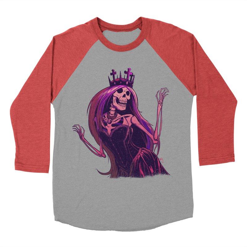 Not Bubblegum  Women's Baseball Triblend T-Shirt by Requiem's Thread Shop