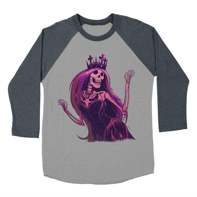 Not Bubblegum  Women's Baseball Triblend Longsleeve T-Shirt by Requiem's Thread Shop