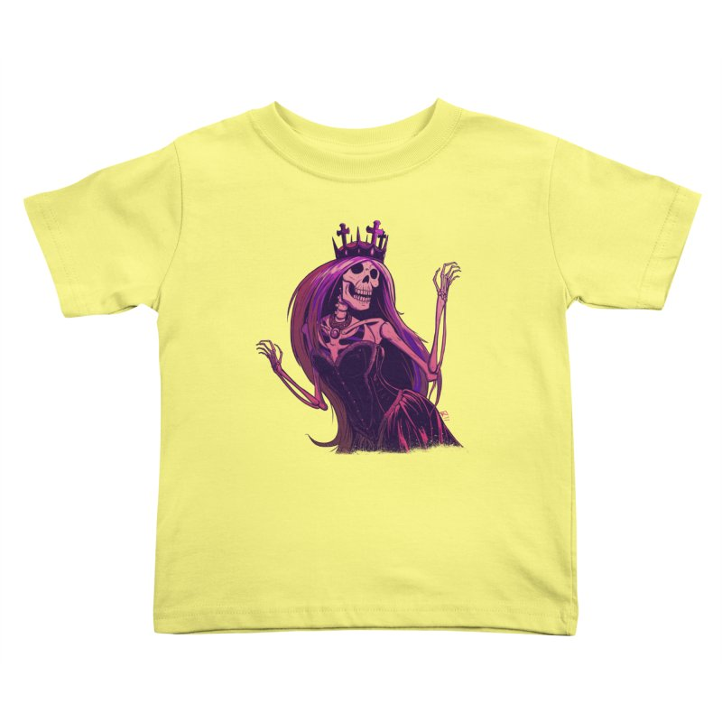 Not Bubblegum  Kids Toddler T-Shirt by Requiem's Thread Shop