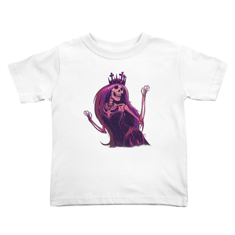 Not Bubblegum  Kids Toddler T-Shirt by Requiem's Thread Shop