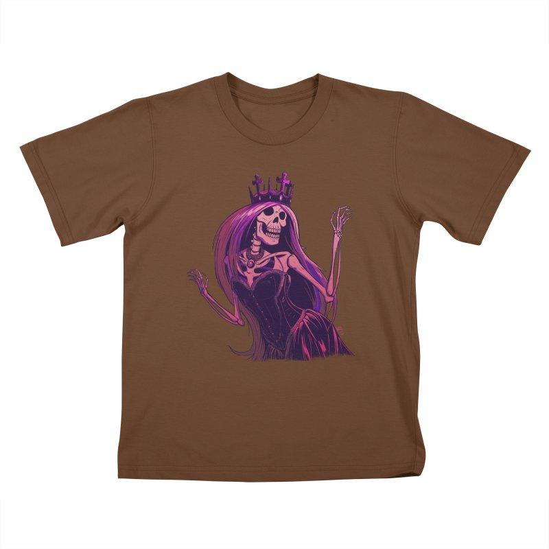 Not Bubblegum  Kids T-Shirt by Requiem's Thread Shop