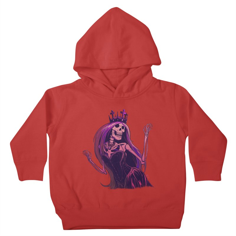Not Bubblegum  Kids Toddler Pullover Hoody by Requiem's Thread Shop