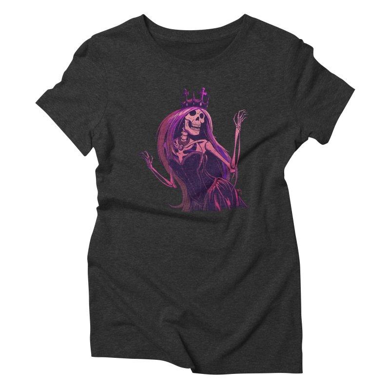 Not Bubblegum  Women's Triblend T-Shirt by Requiem's Thread Shop