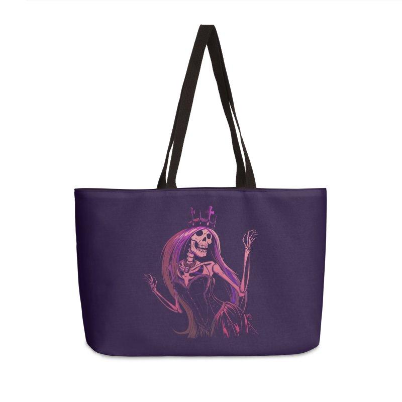 Not Bubblegum  Accessories Weekender Bag Bag by Requiem's Thread Shop
