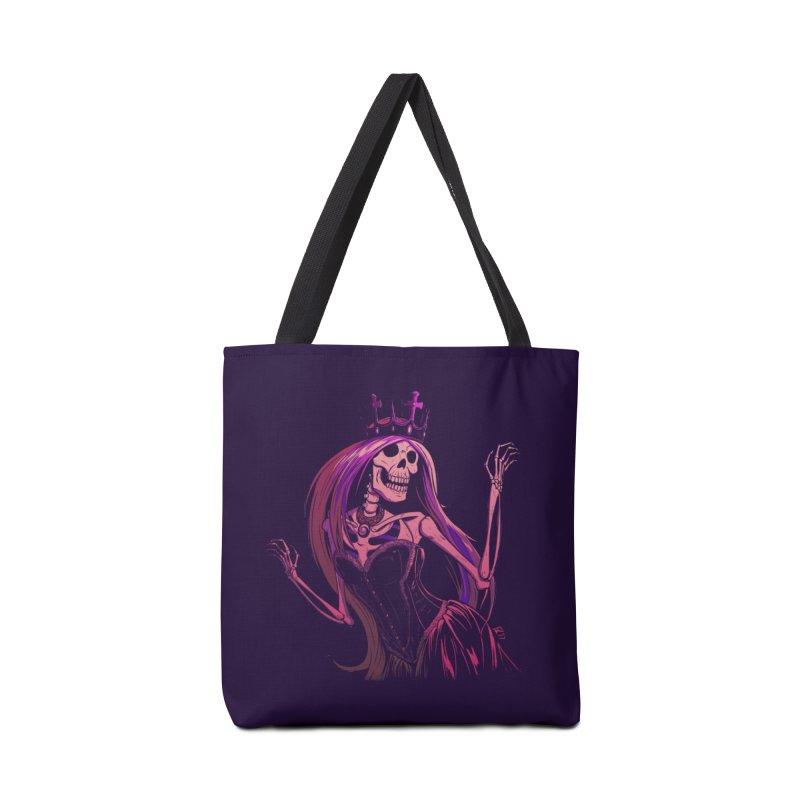 Not Bubblegum  Accessories Bag by Requiem's Thread Shop