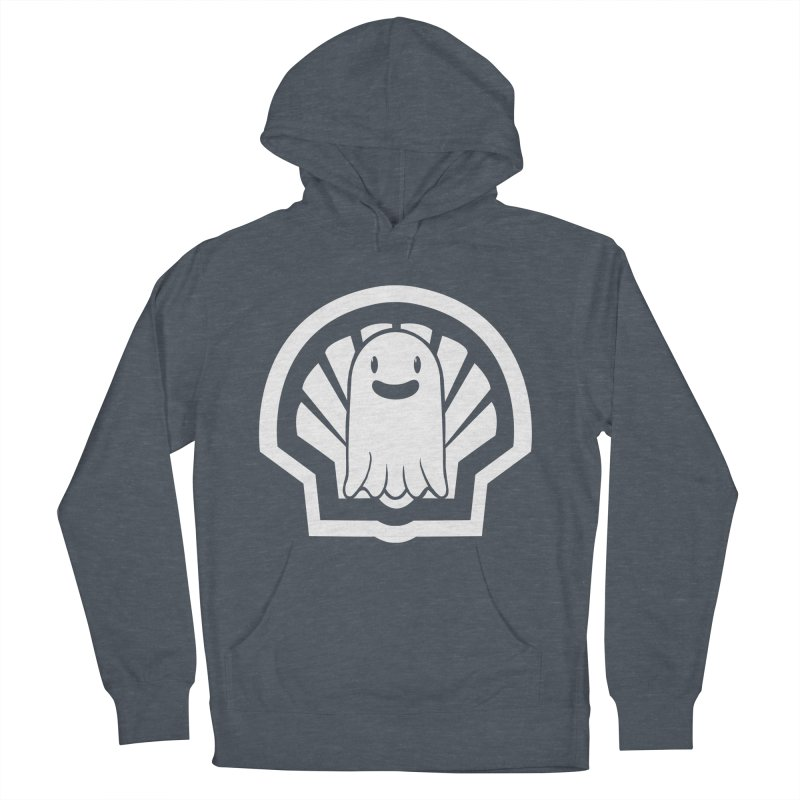 Ghost In A Shell Women's French Terry Pullover Hoody by Requiem's Thread Shop