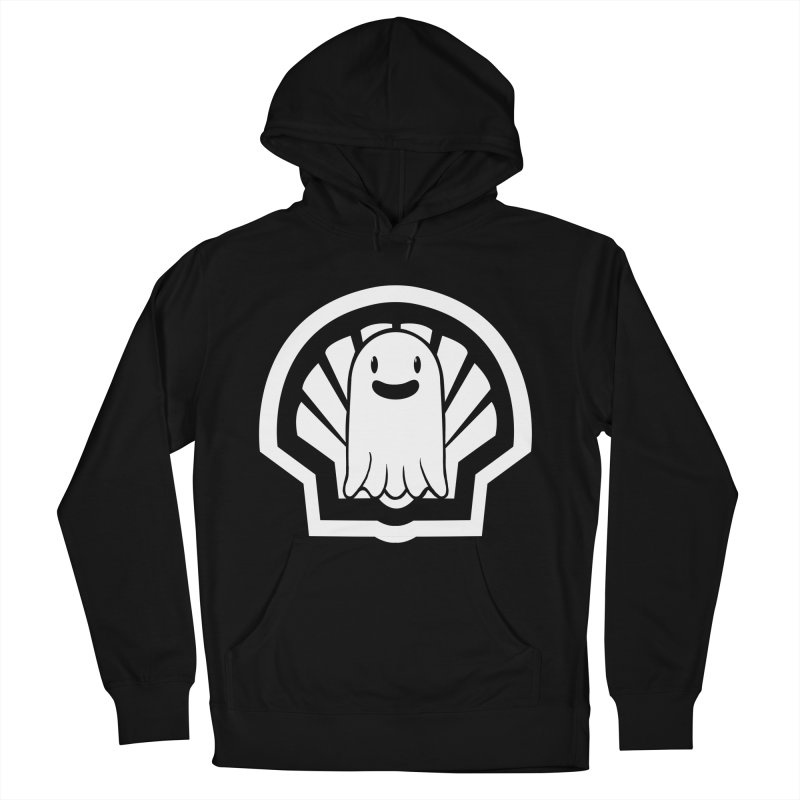 Ghost In A Shell Men's French Terry Pullover Hoody by Requiem's Thread Shop