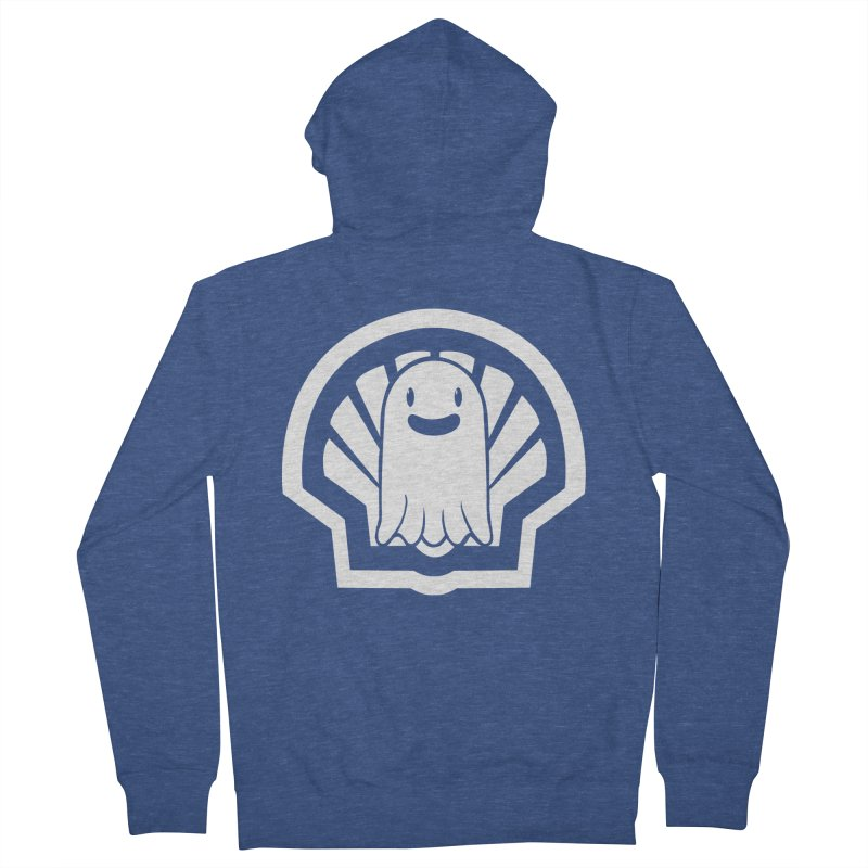 Ghost In A Shell Women's French Terry Zip-Up Hoody by Requiem's Thread Shop