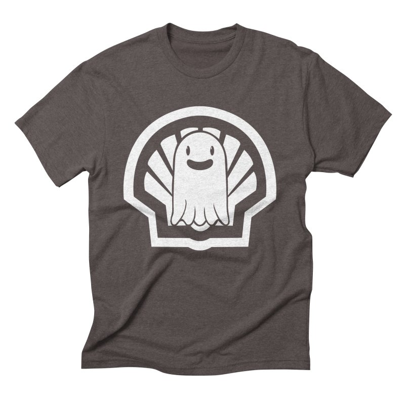 Ghost In A Shell Men's Triblend T-Shirt by Requiem's Thread Shop