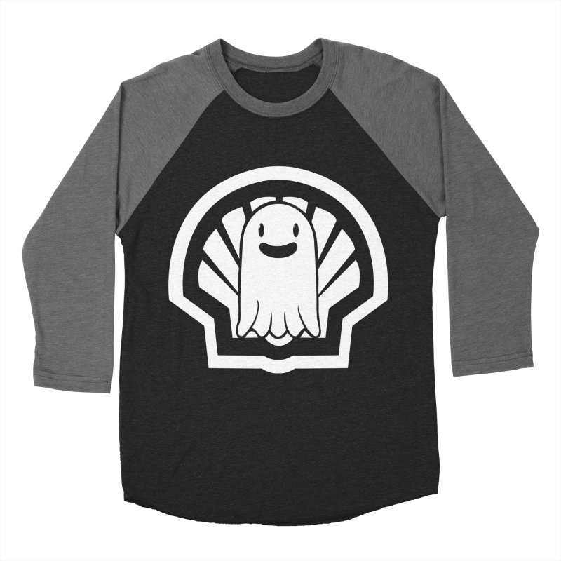 Ghost In A Shell Men's Baseball Triblend T-Shirt by Requiem's Thread Shop