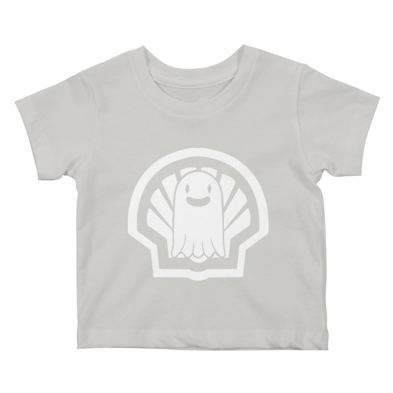 Ghost In A Shell Kids Baby T-Shirt by Requiem's Thread Shop