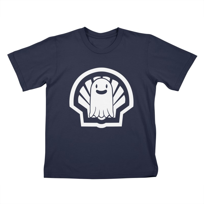 Ghost In A Shell Kids T-Shirt by Requiem's Thread Shop