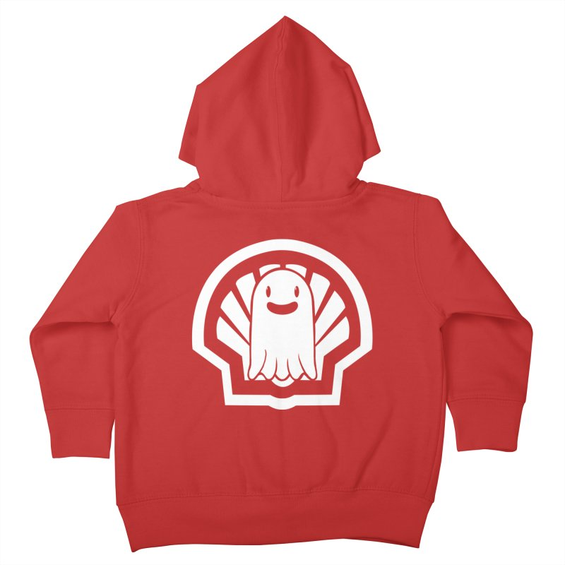 Ghost In A Shell Kids Toddler Zip-Up Hoody by Requiem's Thread Shop