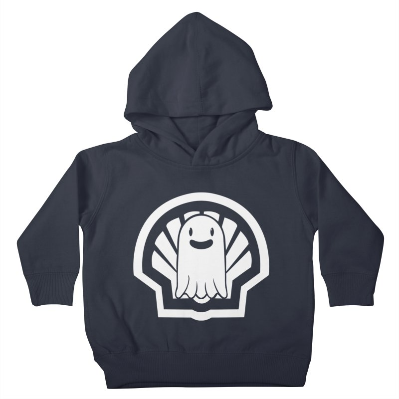 Ghost In A Shell Kids Toddler Pullover Hoody by Requiem's Thread Shop