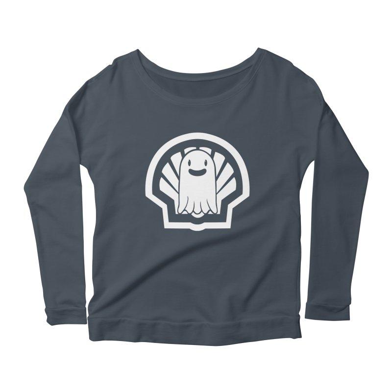 Ghost In A Shell Women's Scoop Neck Longsleeve T-Shirt by Requiem's Thread Shop
