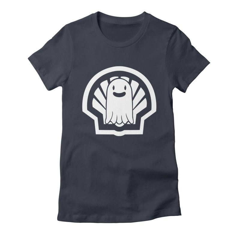 Ghost In A Shell Women's Fitted T-Shirt by Requiem's Thread Shop