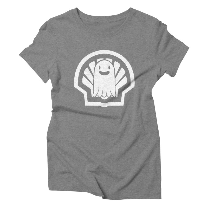 Ghost In A Shell Women's Triblend T-Shirt by Requiem's Thread Shop
