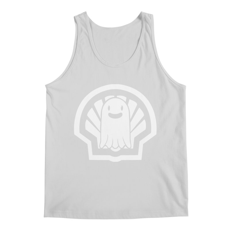 Ghost In A Shell Men's Regular Tank by Requiem's Thread Shop