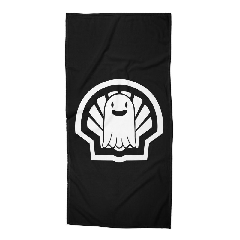 Ghost In A Shell Accessories Beach Towel by Requiem's Thread Shop