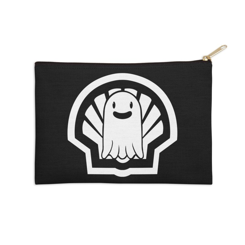 Ghost In A Shell Accessories Zip Pouch by Requiem's Thread Shop