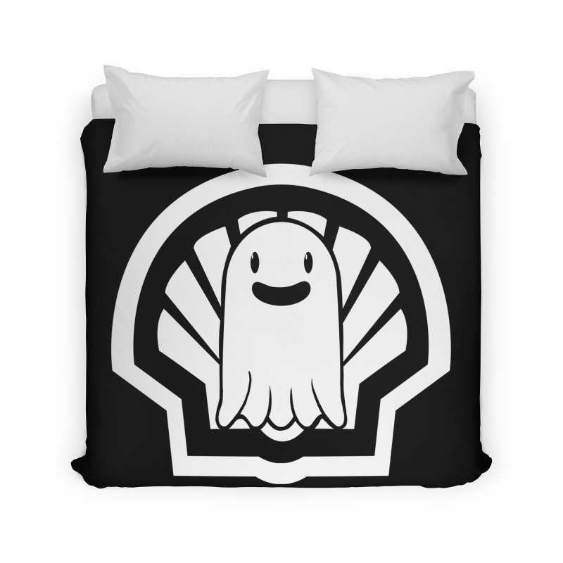 Ghost In A Shell Home Duvet by Requiem's Thread Shop